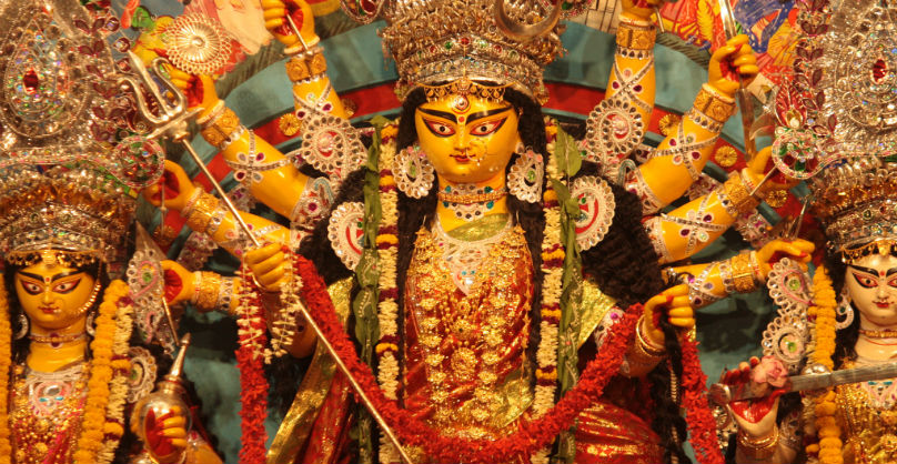 Jai Mata Di Hd Wallpaper Durga Puja 2016 Dates In Kolkata West Bengal Indian