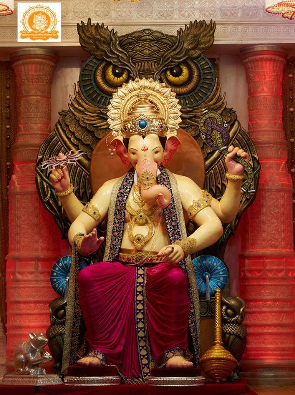 Ganpati Bappa Wallpaper Hd 3d Ganesh Chaturthi 2016 Lalbaug Raja 2016 Images And
