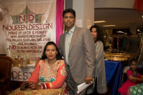 Noureen Sultana (front). Photo: Rahul Rathi