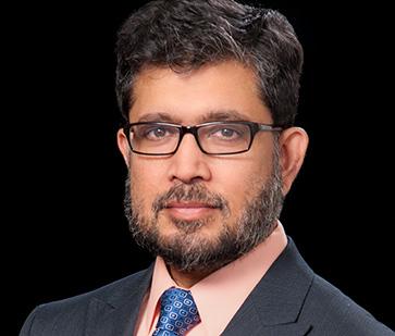 Sanjeev Mahanta (Photo courtesy: Posternak Blankstein & Lund)
