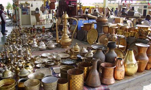 Indiansinkuwaitcom A Visit To The Friday Market Kuwait