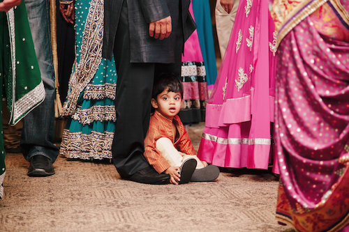 "Why You Can't Have a ""No Kids"" Indian Wedding and How to Plan For It"
