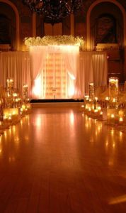 How to Take Indian Wedding Trends from Inspiration to Execution-Altar_like_fusion_wedding_mandap