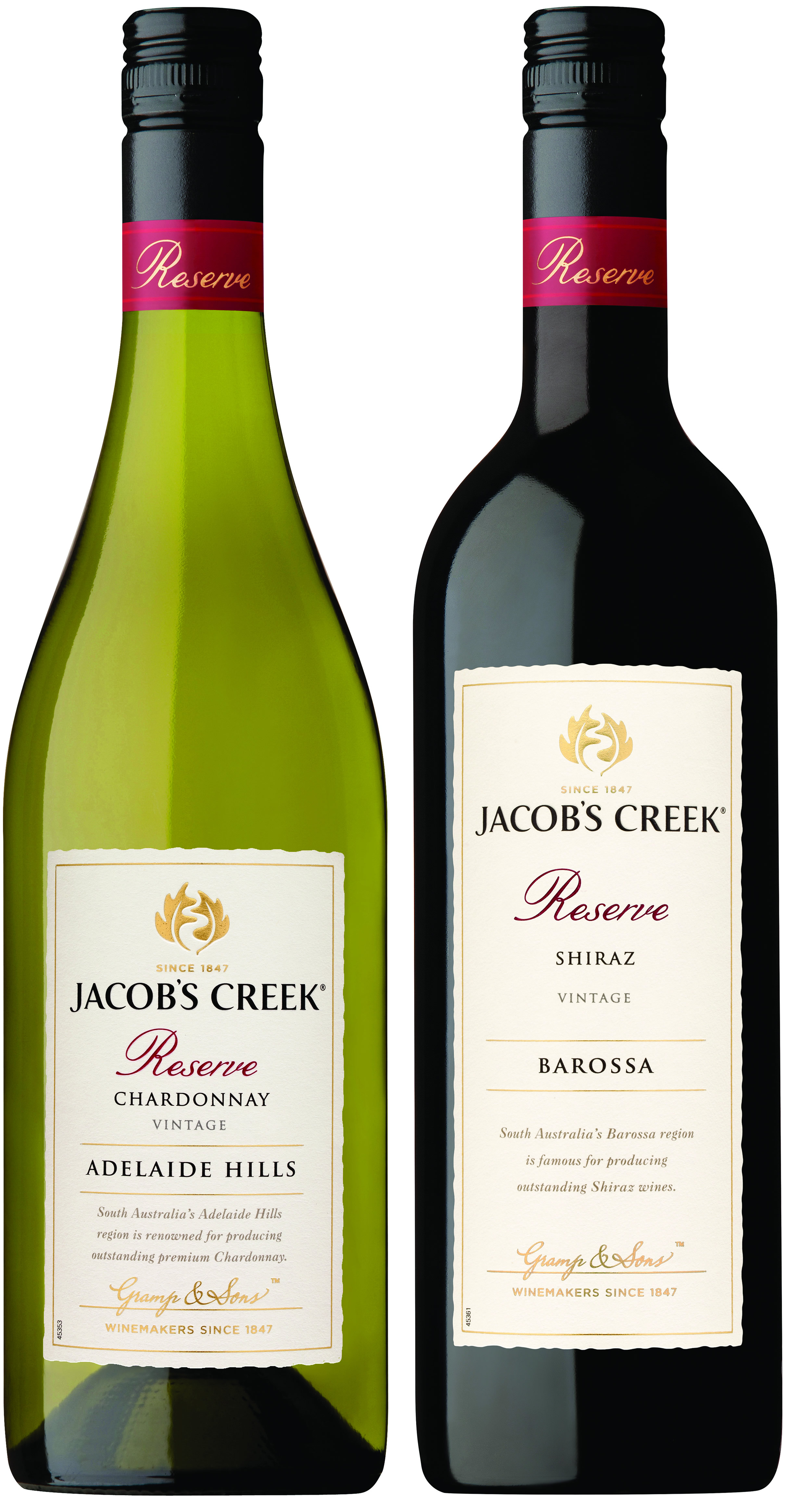 Wine Prices Australia Longest Reserve Table From Jacobs Creek Wines In Delhi