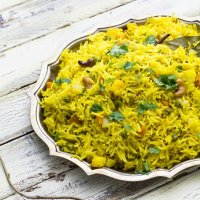 Pulao Recipe (Indian Rice Pilaf)