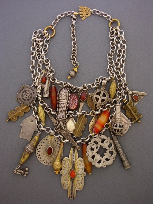 Talisman Necklace from Dorje Designs