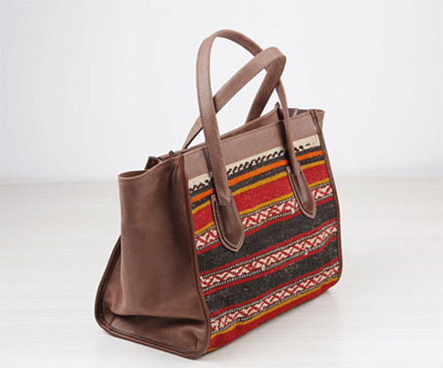 Kilim Bag via The Orient Bazaar