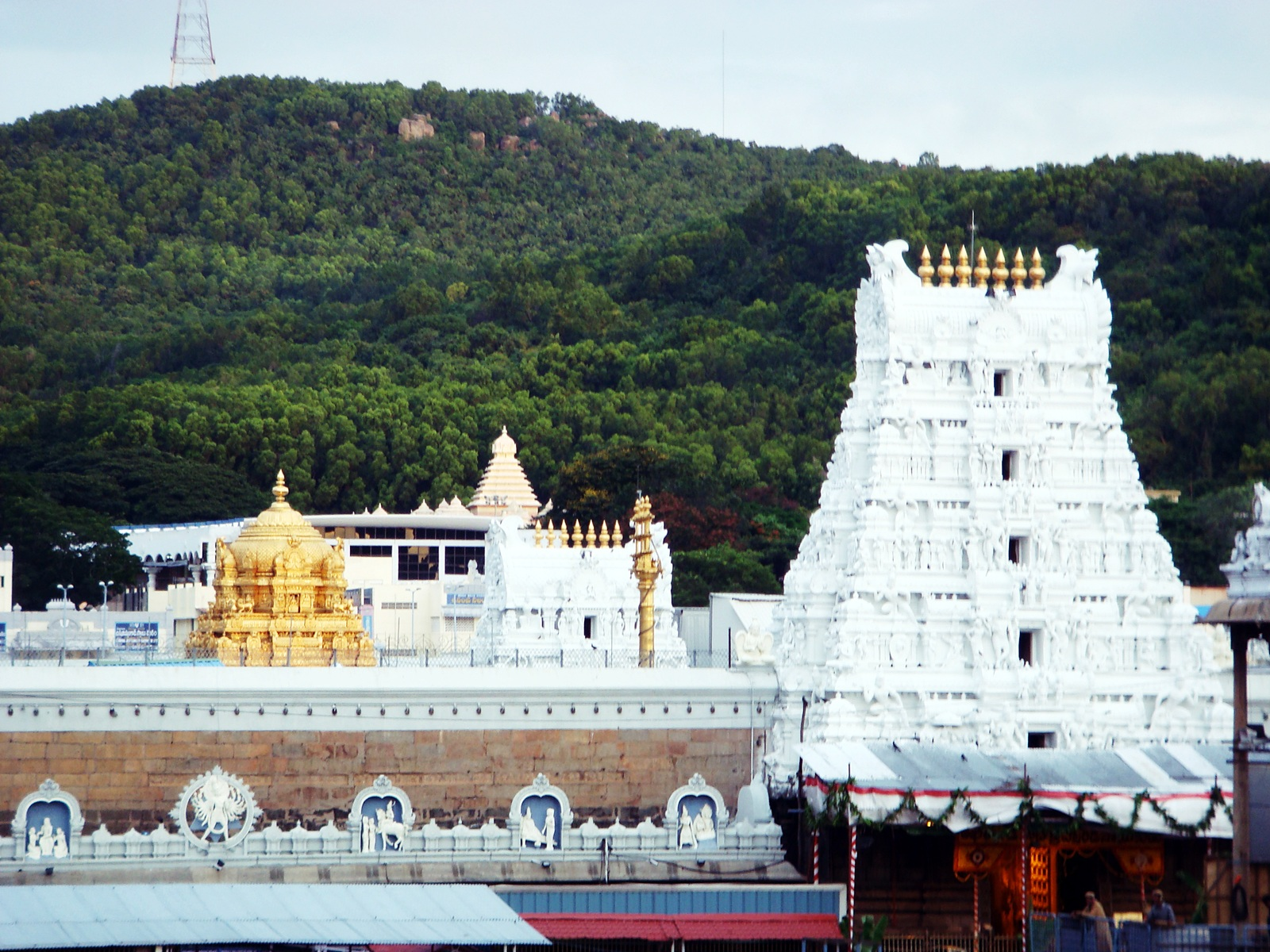 Sri Venkateswara Swamy Hd Wallpapers Festival India Travelpackage Blog India Tour Information