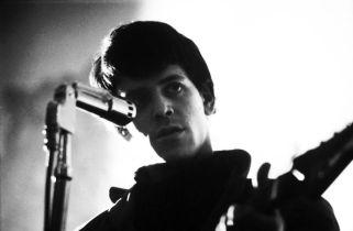 Lou Reed au Delmonica NewYork 1966 © Adam Ritchie