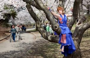 Tala Berkes Interview Toronto parc