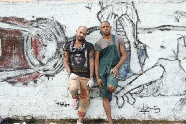 Street Artists in Havana