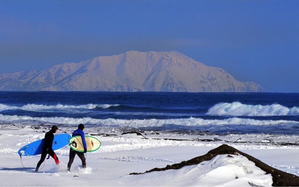 Cover Photo Zima-Kamchatka