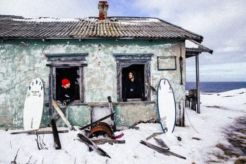 Surf Siberia Arctic