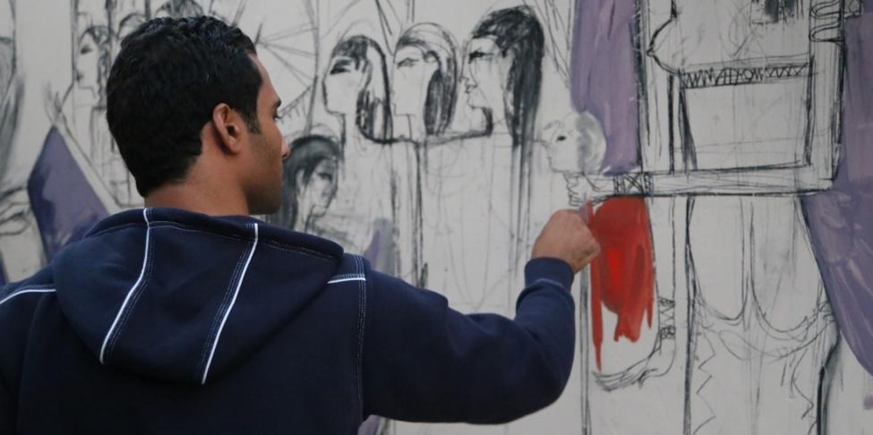 Alaa Awad - Denmark 2013