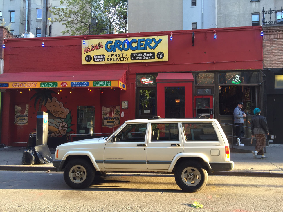 New York - Arlene's Grocery
