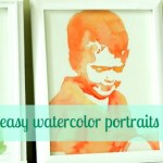 Easy Watercolor Portraits – Grow Creative
