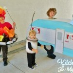 Let's Go Camping Costumes – Kitchen Fun with My 3 Sons