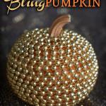 Gold Bling Pumpkin – The Swell Life