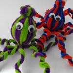 Pipe Cleaner Octopus – Solomon Sewing