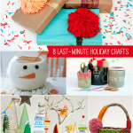 Eight Last Minute Holiday Crafts – Babble