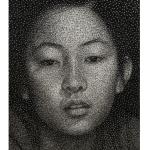 Thread Portraits – Kumi Yamashita