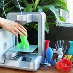Cube 3D Printer for Home Use
