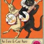 Easter Hares and Springtime Scares – Halloween Artist Bazaar