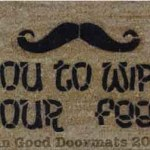 Etsy Shop of the Week – D*mnGoodDoormats