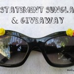 Statement Sunglass Tutorial – Mother Crafter