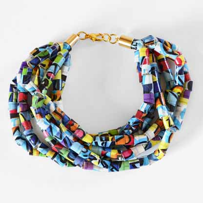 Duck Tape Beads Dream a little Bigger