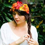 DIY Fall Leaf Crown – Henry Happened