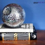 Death Star Disco Ball – Our Nerd Home