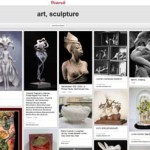 Board to Follow: Art, Sculpture