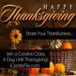 Thanksgiving From Living the Creative Life Blog