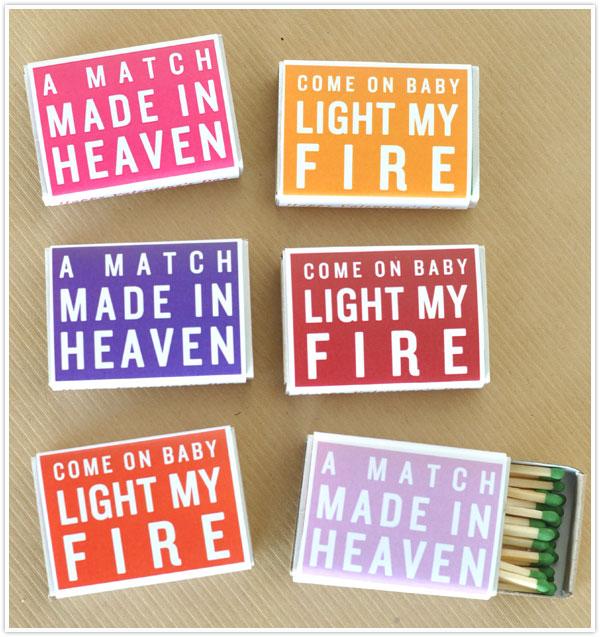 Free Printable – Valentines Matchboxes