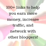 100+ Links for Creative Bloggers