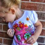 DIY Sugar Skull Shirt