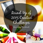 Round-up of 2015 Yearly Creative Challenges
