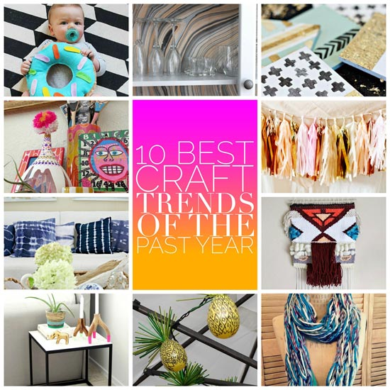 The Top Craft Trends of 2014