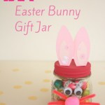 Make an Easter Bunny Gift Jar