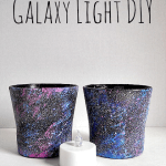 DIY Galaxy Lights