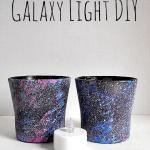 DIY Galaxy Lights