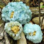 DIY Golden Geodes