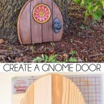 Create a Gnome Door – Outdoor Decor
