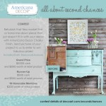 DecoArt Americana Decor Chalky Finish Contest