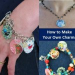 Make Jewelry Charms from Recycled Materials