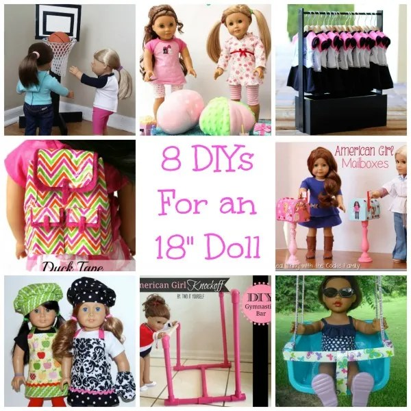 8 Diys For An 18 Doll Indie Crafts