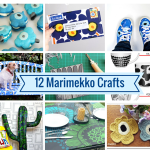 12 Crafts Inspired by Marimekko