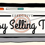 Etsy Shop Tip: Increase Your Traffic and Get More Sales