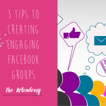 3 Tips for Crafty Facebook Groups